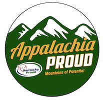 Appalachia Proud Label 206×200