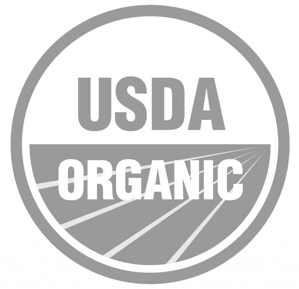 usda organic grey
